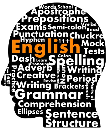 eleven plus english prepatation advice list