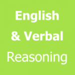 English and Verbal Reasoning