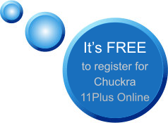 Register for free as a Parent or Tutor on 11plus.co.uk
