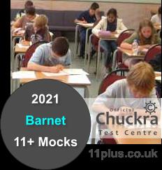 Chuckra 11Plus Mock Test Centre - Barnet
