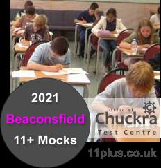 Chuckra 11Plus Mock Test Centre - Beaconsfield