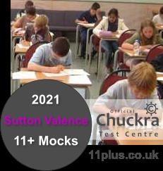 Chuckra 11Plus Mock Test Centre - Sutton Valence