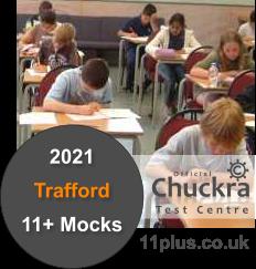 Chuckra 11Plus Mock Test Centre - Trafford